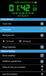 Digital Alarm Clock Free screenshot 2/6