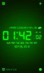 Digital Alarm Clock Free screenshot 4/6