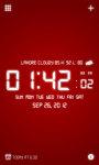 Digital Alarm Clock Free screenshot 5/6