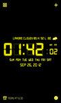 Digital Alarm Clock Free screenshot 6/6