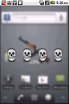 AK-47 Battery Widget screenshot 2/3