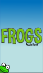 Frogs Solitaire screenshot 1/4