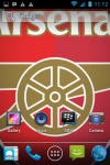 Arsenal FC HD Wallpaper  screenshot 1/4