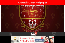 Arsenal FC HD Wallpaper  screenshot 4/4