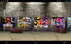 Power Rangers Games screenshot 1/6