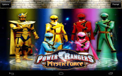 Power Rangers Games screenshot 4/6