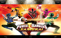 Power Rangers Games screenshot 5/6