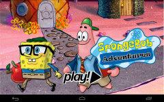 Spongebob Adventures screenshot 1/6