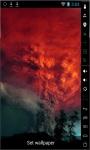 Tornado And Fire Live Wallpaper screenshot 1/2