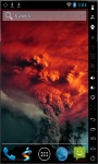 Tornado And Fire Live Wallpaper screenshot 2/2