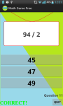 Math Game for Free screenshot 3/4