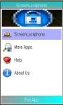 screenlock phone screenshot 1/1