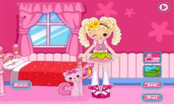 LalaLoopsy Jewel Sparkles Dress Up screenshot 1/4