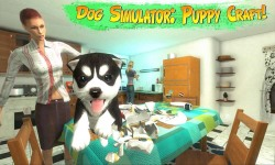 Dog Simulator Puppy Craft screenshot 1/5