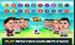 Head Soccer Football Stars screenshot 2/6