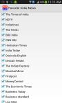 India News Zone screenshot 2/6