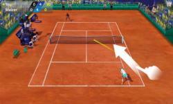 3D Tennis hd screenshot 1/6