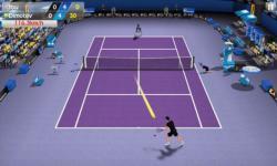 3D Tennis hd screenshot 3/6