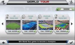3D Tennis hd screenshot 4/6