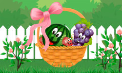 Puzzles for kids berries screenshot 1/6