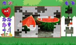 Puzzles for kids berries screenshot 5/6