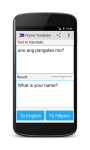 World  language transiator photo screenshot 2/4