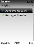 Arogyam Mantras screenshot 3/4