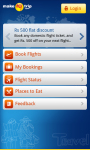 MakeMyTrip Android App screenshot 1/6