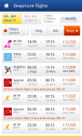 MakeMyTrip Android App screenshot 3/6