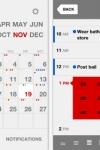 Calvetica Calendar screenshot 1/1