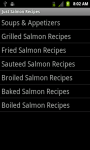 Just Salmon Recipes screenshot 1/3