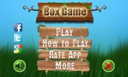 Box Game Free screenshot 1/4