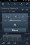 Ringtone creator iRingtoneMix Lite screenshot 1/3