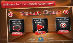 Squash Champ Sports Challenge screenshot 1/5