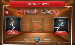 Squash Champ Sports Challenge screenshot 2/5