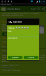 Islamic App Store screenshot 4/4