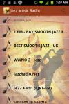 Smooth Jazz Radio screenshot 1/2