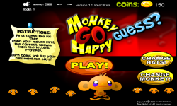 Monkey Go Happy Guess screenshot 1/6