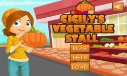 Cicilys Vegetable Stall screenshot 1/6
