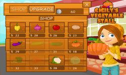 Cicilys Vegetable Stall screenshot 5/6