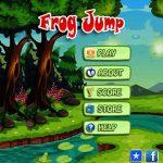 Tap Jumping Frog screenshot 2/3