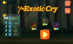 γ-Exotic Cry screenshot 1/3