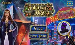 Nitro Mystery Hidden Objects screenshot 1/3
