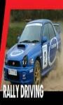 Rally Drive App screenshot 1/6