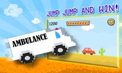 Jumpy Ambulance Racing Driving screenshot 1/3