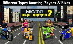 Moto Bike Race 2  screenshot 2/6