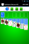 Solitaire HD Deluxe screenshot 2/2