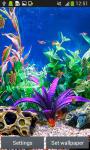 Aquarium Live Wallpapers screenshot 3/6