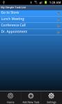 My Simple Task List screenshot 2/6