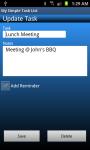 My Simple Task List screenshot 3/6